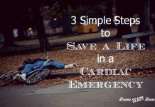 3 Simple Steps to Save a Life in a Cardiac Emergency