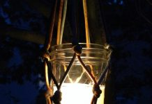 Homemade Gift Idea: Make a Paracord Lantern